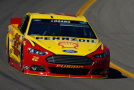 2015 NSCS Driver Joey Logano on track in the No. 22 Pennzoil Ford Fusion - Photo Credit: Christian Petersen/Getty Images