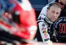 Kevin Harvick, driver of the #4 Jimmy John's/ Budweiser Chevrolet, looks on from the grid during qualifying for the NASCAR Sprint Cup Series CampingWorld.com 500 at Phoenix International Raceway on March 13, 2015 in Avondale, Arizona. - Photo Credit: Christian Petersen/Getty Images