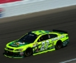 2015 NSCS Driver Paul Menard on track in the No. 27 Quaker State/Menards Chevrolet SS - Photo Credit; Robert Laberge/GettyImages
