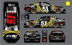 2015 NSCS No. 51 Fraternal Order of Eagles Chevrolet SS Rendition