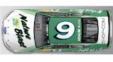 2015 NSCS No. 9 Nature Blast Ford Fusion Rendition