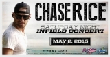 Chase Rice to Perform Saturday Night Infield Concert at Talladega Superspeedway during GEICO 500 Weekend