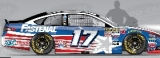 2015 NSCS No. 17 Patriotic Fastenal Ford Fusion (Rendition)