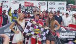 Mason Mitchell Motorsports' Austin Wayne Self Wins Sunday's Herr's Chase the Taste 200 presented by Federated Car Care At Winchester Speedway