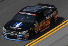 2015 NSCS Driver, Dale Earnhardt Jr., On Track at Daytona International Speedway in the No. 88 Nationwide Stars and Stripes Chevrolet SS - Photo Credit: Chris Graythen/Getty Images