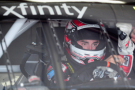 Austin Dillon, driver of the #33 Rheem Chevrolet, sits in his car during practice for the NASCAR XFINITY Series Lakes Region 200 at New Hampshire Motor Speedway on July 17, 2015 in Loudon, New Hampshire. - Photo Credit: Jeff Curry/Getty Images