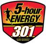 5 hour Energy 301 Logo