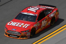 2015 NSCS Driver, Greg Biffle on track in the No. 16 Cheez-It Ford Fusion - Photo Credit: Chris Gtaythen/Getty Images