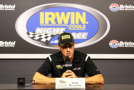 Matt Kenseth, driver of the #20 Dollar General Toyota, speaks to the media during a press conference prior to practice for the NASCAR Sprint Cup Series Irwin Tools Night Race at Bristol Motor Speedway on August 21, 2015 in Bristol, Tennessee. - Photo Credit: Daniel Shirey/Getty Images