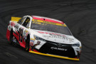2015 NSCS Driver, Carl Edwards, on track at New Hampshire Motor Speedway in the No. 19 Sport Clips Toyota Camry - Photo Credit: Jared C. Tilton/Getty Images