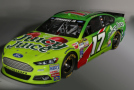 2015 NSCS No. 17 Juicy Juice Ford Fusion