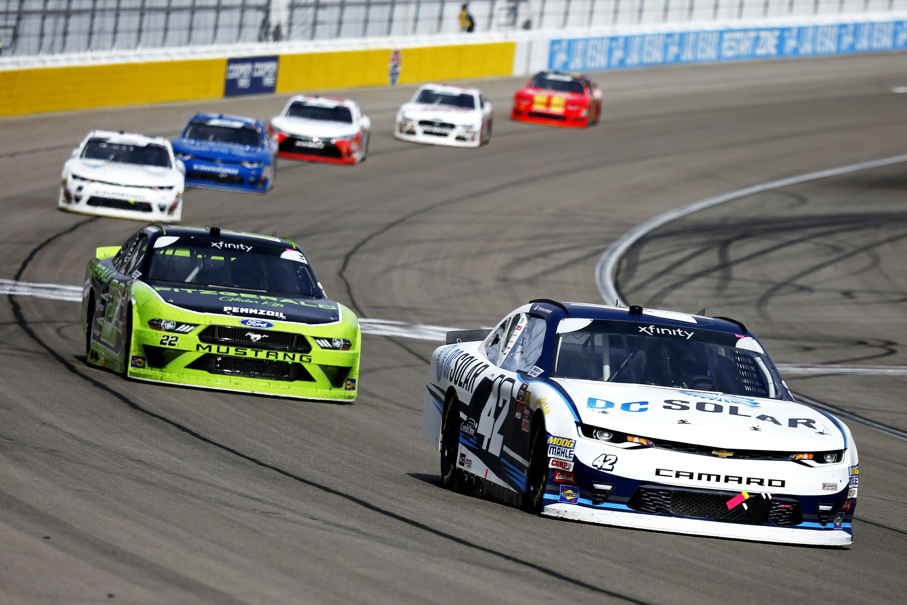 NASCAR Xfinity and Truck Series schedules announced and mostly